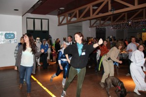 Sci-fi enthusiasts dance the night away at the 2013 FTH event!